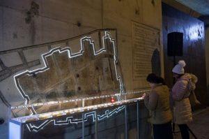 Megemlékezés a budapesti gettó felszabadulásának évfordulóján
