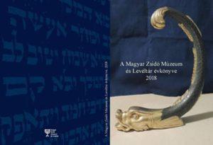 A Magyar Zsidó Múzeum és Levéltár 2018-as évkönyv-bemutatója